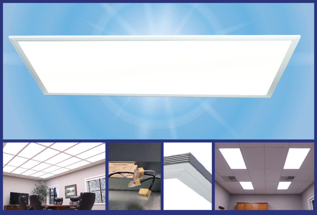 Troffer / Panel Light Products | Power Concepts LED